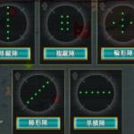【AC】艦これアーケードの陣形効果 ※versionB対応